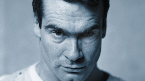 Henry Rollins, by Fritz