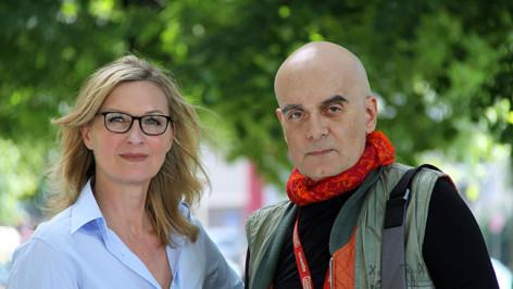 Sabine & Fritz, by Sergio