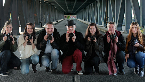 Faceland-Fotoworkshop mit Fritz Brinckmann
